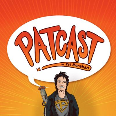Patcast by Pat Monahan