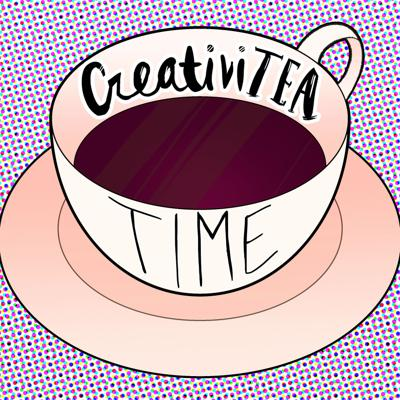 We chat with artists & creators about living creatively, all while sipping tea! Hosted by Anya Steiner & Katie Brady.