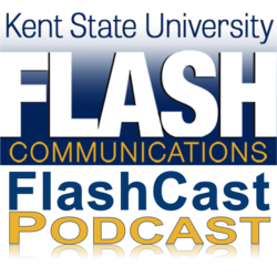 FlashCast: From the cast of Flash Communications.  While working side by side with public relations and marketing professionals, Kent State University students complete ongoing agency projects for internal and external communications. This is the podcast of Flash Communications.