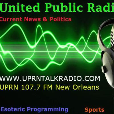 The best variety in News, Sports, Esoteric talk online and over the airwaves on Earth. The new learning channel UPRNtalkradio.com