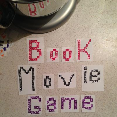 Book Movie Game