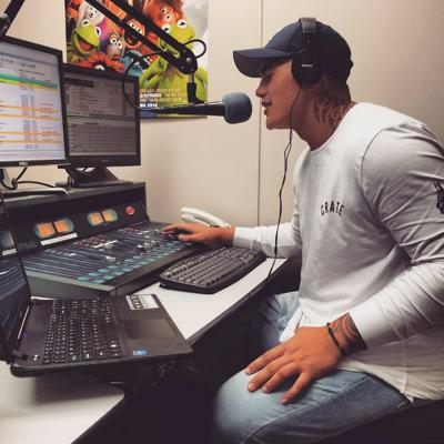 Kia Ora,  Daniels the name. I'm a 21 year old student at the New Zealand radio training school. This is for an assessment i'm currently doing. I will be releasing podcasts about sports, music and entertainment and anything that hits me in the