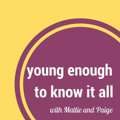 Young Enough To Know It All
