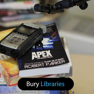Bury Libraries Podcasts