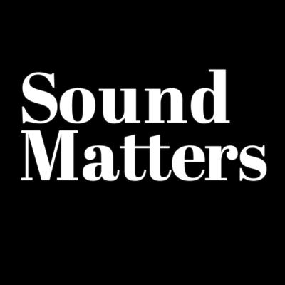 Bang & Olufsen presents Sound Matters: a series of podcasts looking at – and listening to – all the sounds of the world around us. Forthcoming instalments will investigate all kinds of sounds that happen in our noisy cosmos, how we listen to them, the stories we tell about them, and all the ideas, inventions, discoveries, possibilities and ideas that live in the realm of the audible. Written and produced by Tim Hinman and supported by Bang & Olufsen.