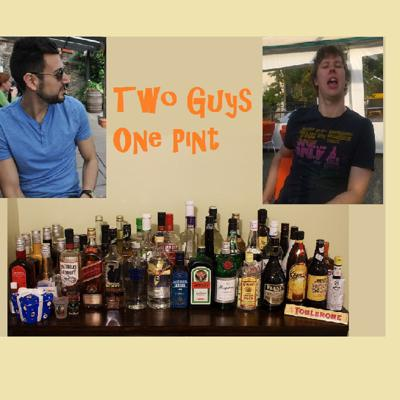 Two Guys One Pint