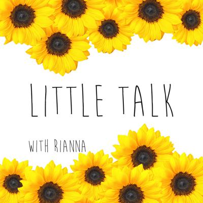 Little Talk is a podcast that discusses important topics in a light hearted way.