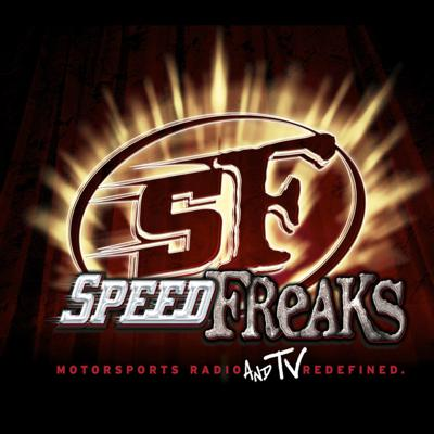 Irreverant? Yea. Honest? Ask Smoke. Legendous? Check! SpeedFreaks airs LIVE on Sunday nights 7-9p PST on The Freak Radio Network. PLUS, Sirius 94 - XM 208, live on the net & the Cable Radio Network... Motorsports to Music to some TMZ. And thanks to SoundCloud, if you miss a live show, just listen to them here at your convenience. We are Motorsports Radio, REDEFINED.
