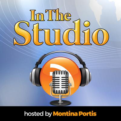 In The Studio with Montina Portis