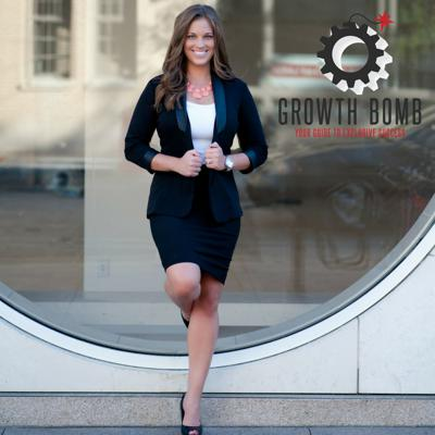 If you are an executive, entrepreneur or emerging leader who is ready to take action to bring their business and life to the next level of success- YOU are who we created the Growth Bomb Podcast for. Each week, Jenna Atkinson and a rotation of three dynamic entrepreneur co-hosts will interview the nation's most successful executives and entrepreneurs to find out their top strategies, resources and secrets that they have used to drive business and personal growth. Add Growth Bomb Podcast to your routine to  get access to your weekly guide to explosive success.