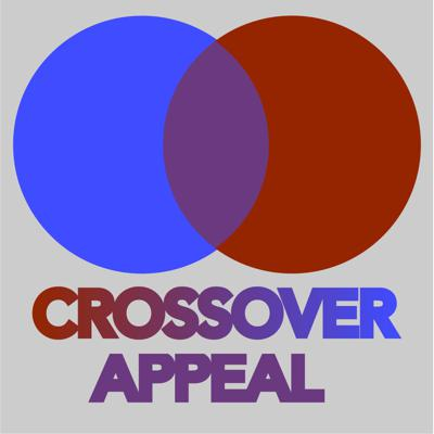 Crossover Appeal is a bi-weekly podcast about media, fandom, and who you'd ship. Hosts Annie Cardi & Walt McGough take two popular pieces of culture, analyze their thematic relationships, and then figure out how to mash 'em up together.   Basically, it's like tumblr for your ears.