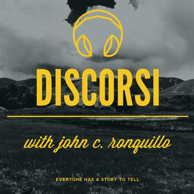Based in Denver, Colorado, Discorsi is a podcast created by John C. Ronquillo.