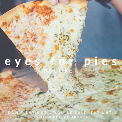 I'm Kellie and I have eyes for pies. Pizza pies, cherry pies, pot pies. I like everything about food, taking pictures of food, making food, eating food...you know the usual. Welcome to the eyesforpies.com podcast!