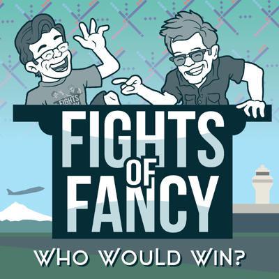 Fights of Fancy Podcast