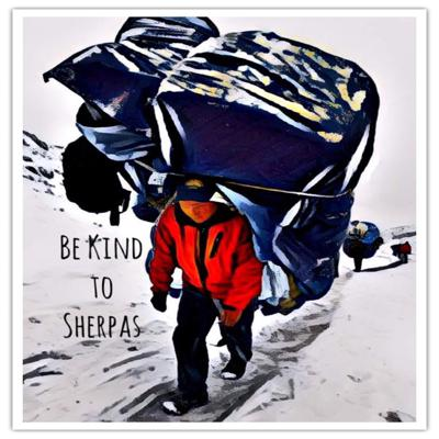 Give It to the Sherpa