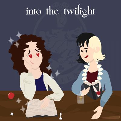 A Twilight podcast from Earbud Media. Hosted by Cody Corrall (they/them) and Alexandria Taylor (she/her). Welcome to your new personal hell. #getbit