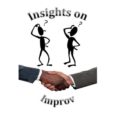 Insights on Improv offers a look into the minds of two of the most innovative and celebrated improvisers in comedy history: David Mack and Justin Fink. Broadcasting from Chicago (aka