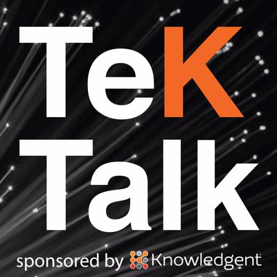 TeK Talk, sponsored by Knowledgent, features data and analytics professionals discussing the latest trends and topics in data and analytics for Fortune 1,000 companies. For more information, visit knowledgent.com.