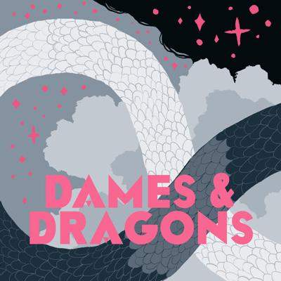 Dames & Dragons is a comedy D&D actual play podcast with a detailed original setting, lots of stupid jokes, a mystery or two, and some fumbling attempts at heroism. Join our cast of teen Guardians as they protect their Goddess from monsters, traps, social awkwardness, bread mold, and murderous ancient deities—among other things. Updates every other Monday! www.damesanddragons.com