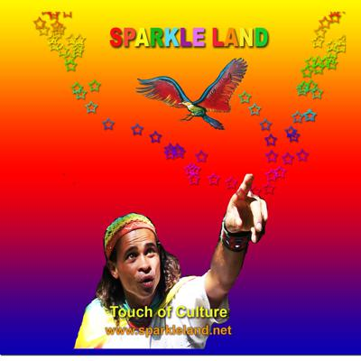 Rainbow Eagle's Sparkleland Stories