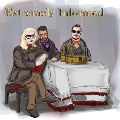 A weekly show where three very informed people tell you, a rube, how to feel about things. Hosted by Courtney Caldwell, Will Bowman, and Jackson Caldwell.