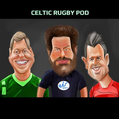 The Celtic Rugby Pod focuses on all things Irish, Scottish and Welsh in the World of Rugby. The panel includes Jim Hamilton, Brendan Macken & Lee Byrne. The lads will be discussing The Pro12, International rugby and sharing a few behind the scenes stories from their careers and beyond. We don't take ourselves too seriously and it's all a bit of fun. Give it a listen and a share. Brought to you in partnership with Eir Sport