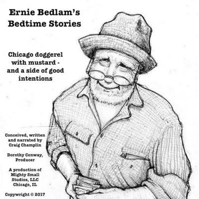 Ernie Bedlam's Bedtime Stories