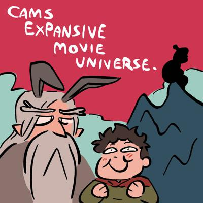 Cam reads movies
