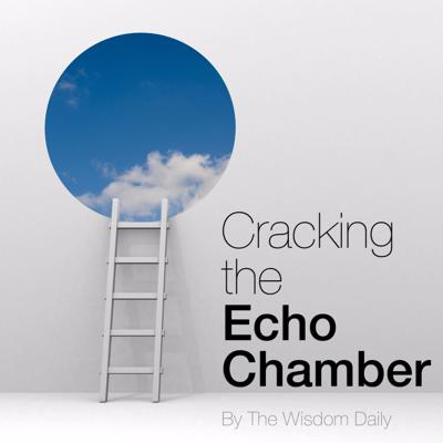 Welcome to Cracking the Echo Chamber, where Rabbi Brad Hirschfield and Elad Nehorai speak to guests who are trying to help us all break outside of our personal echo chambers.  From politics to religion to psychology, our goal will be to get ourselves and you wonderful listeners to stretch our hearts and minds with each guest.