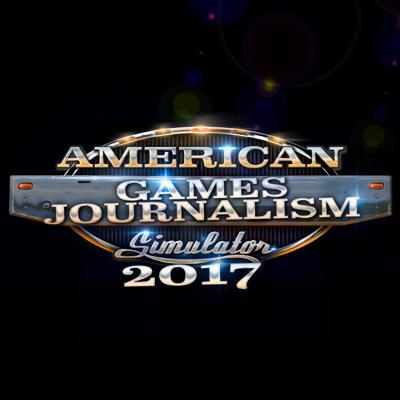 American Games Journalism Simulator 2017