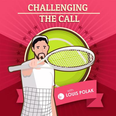Amateur tennis player and professional tennis fan Louis Polak sits down each week to talk about tennis alone in his room to no one.  He enjoys it very much.