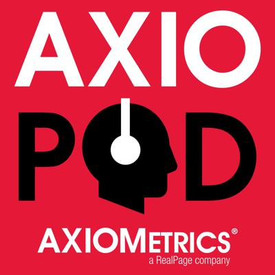 AxioPod is a weekly podcast brought to you by Axiometrics, a RealPage Company, the US leader in apartment market research. Expect excellent commentaries and informative interviews on the rapidly changing US apartment market.