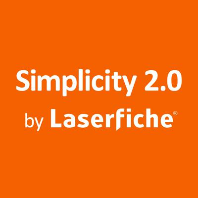 Simplicity 2.0 podcast by Laserfiche