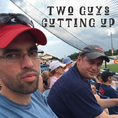 Two Guys Cutting Up