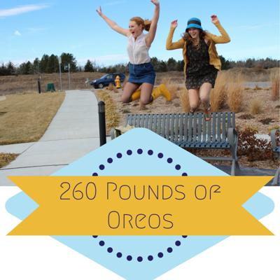 260 Pounds of Oreos is a podcast hosted by Hannah and Michaela, two teenagers with a passion for oreos and talking about all things randomly wonderful and wonderfully random. They hope you are inspired, entertained, and enlightened by their authentic and well-researched ramblings.