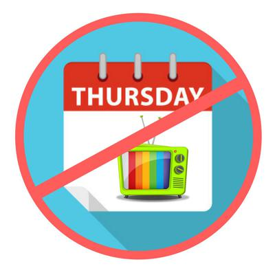 No TV Thursday