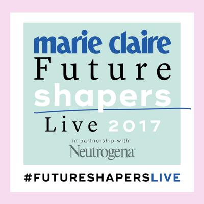 Marie Claire UK Future Shapers Live Podcast