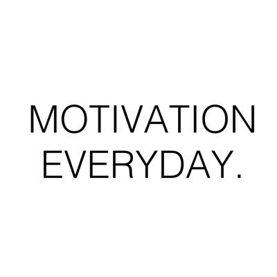 Motivation Everyday is an audio curation service with the motive of spreading words of wisdom from the worlds most influential individuals.  The podcast series is designed to help individuals to keep up the hustle and grind on a daily basis.