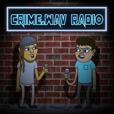 The Crime.wavRadio Podcast is here from the DMV, always unfiltered and un-sober. TeenCudi and VicVersa link to discuss weekly pop culture tings while consistently pulling up from half-court. LIVE from your local basement, 'tis Lit.