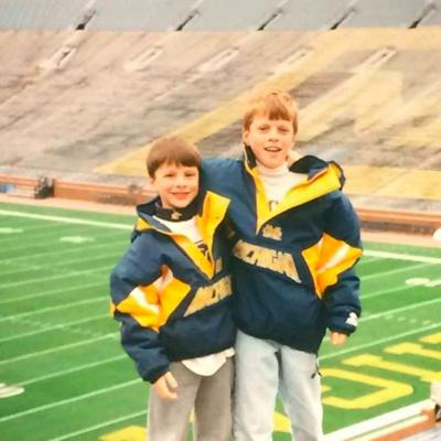 Fun. Unrefined. Two brothers who grew up on Michigan Football and read way too much mgoblog providing the fans take on each game every week of the season.