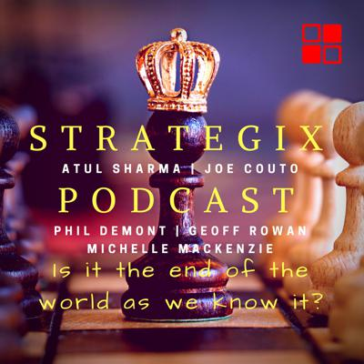 Strategix Consulting: The Podcast Sessions