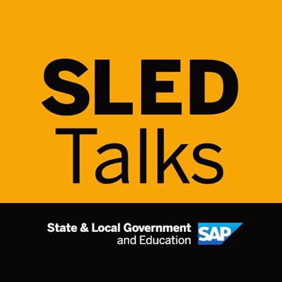 SLED Talks sponsored by SAP