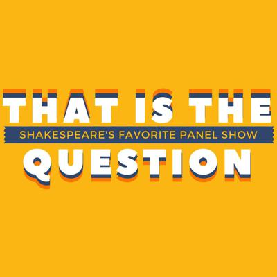Shakespeare's favorite panel show (don't worry, we asked him) is sure to be your favorite too!  James Rightmyer Jr. hosts, as guests compete with David Andrew Laws about topics on which he claims to be an expert. (Well, he used to anyway)  Whether you know anything about Shakespeare or not, you're sure to feel better about yourself after just one listen!
