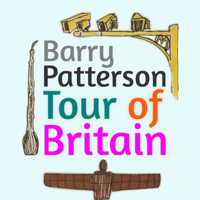 Barry Patterson Tour of Britain Podcast