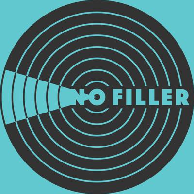 No Filler is a music podcast dedicated to sharing the often overlooked hidden gems that fill the space between the singles on our favorite records.   In each episode we'll dive into a little history of the artist and the album of choice, with snippets from interviews & concerts, as well as music from the album itself.