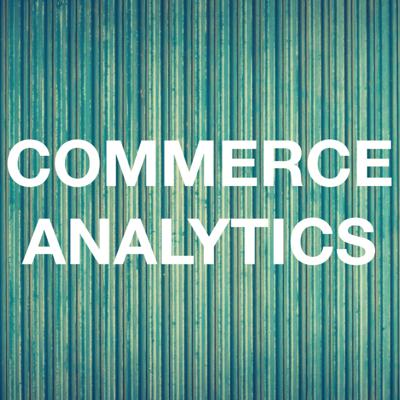 Commerce Analytics Podcast. Your podcast about everything data and business analytics in commerce. My name is Jan Brooijmans.