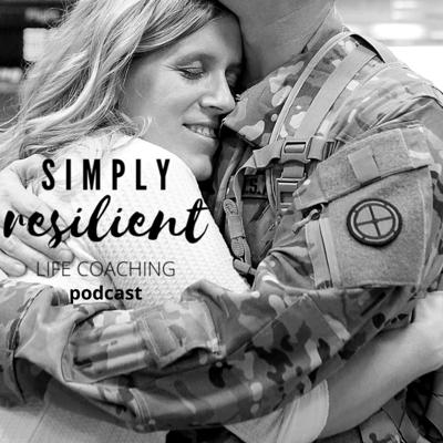 Hello everyone! Welcome to the Simply Resilient Podcast. My name is Jessie Ellertson and this is life coaching from a military wife who is in the trenches of life with each of you. This is a podcast for military wives who know how to handle the challenges of deployments and frequent trainings, but want to stop feeling mentally miserable in the process. You know what to do and you're doing it, all while holding down the fort at home, but you are weary from living in survival mode and battling with your brain. You are ready to thrive and you are in the right place!