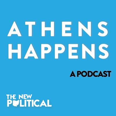 Athens Happens is a weekly news podcast brought to you by reporters at The New Political who are dedicated to explaining the nuances of Athens' and state politics.  You can find new episodes every Friday at thenewpolitical.com, iTunes, Spotify, Stitcher, YouTube, SoundCloud, or wherever else podcasts can be downloaded.  The New Political is an award-winning, independent publication run entirely by Ohio University students. A digital-first outlet, it is solely dedicated to covering politics and government on campus, in the city of Athens and in the state of Ohio.   The New Political seeks to educate and empower the public as an independent voice for Athens.