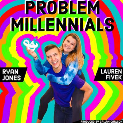 Ryan and Lauren are two millennials who are causing problems, solving problems, and frankly just laughing their way through life. Join them weekly as they define what a  millennial is, teach you how to be a better millennial, and celebrate all the things that make this generation!