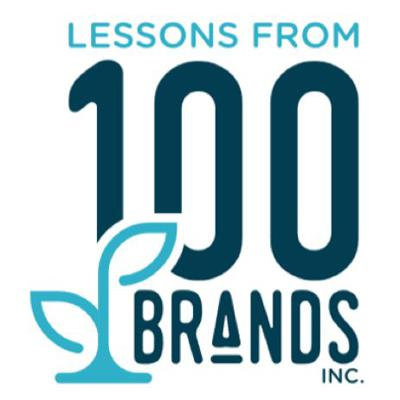 Lessons from 100 Brands